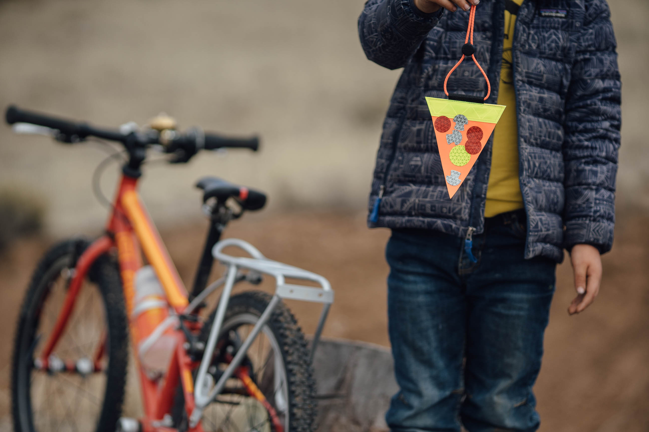 Safety Pizza Reflector